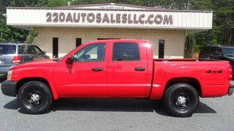 2006 Dodge Dakota for sale in Madison, NC