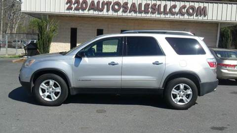 2007 GMC Acadia for sale in Madison, NC