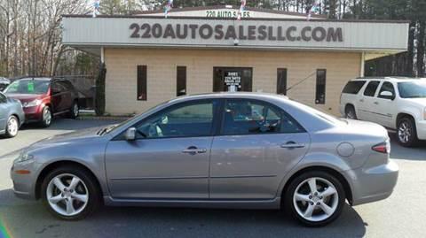 2008 Mazda MAZDA6 for sale in Madison, NC