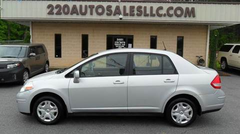 2010 Nissan Versa for sale in Madison, NC