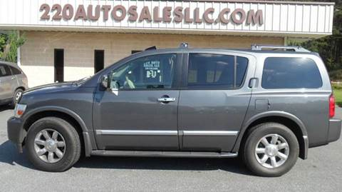2006 Infiniti QX56 for sale in Madison, NC