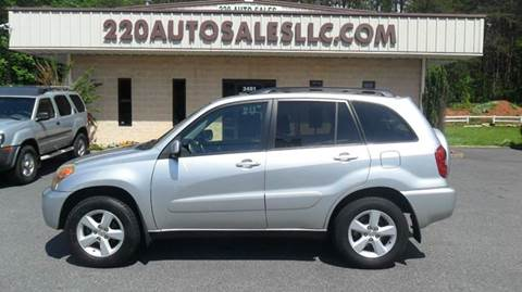 2004 Toyota RAV4 for sale in Madison, NC