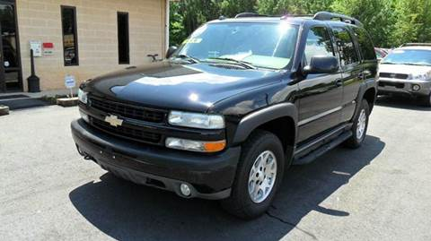 2005 Chevrolet Tahoe for sale in Madison, NC