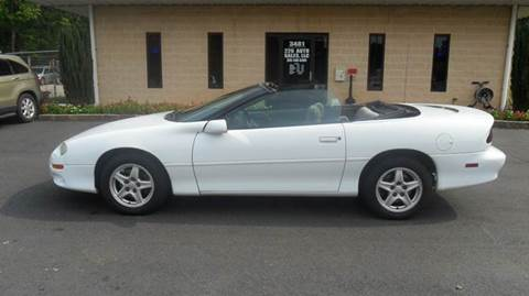 1999 Chevrolet Camaro for sale in Madison, NC