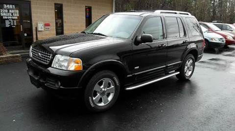 2003 Ford Explorer for sale in Madison, NC