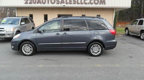 2008 Toyota Sienna for sale in Madison, NC