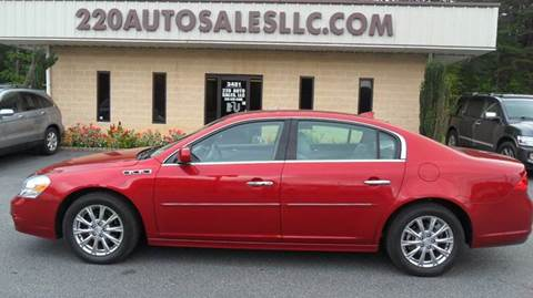 2011 Buick Lucerne for sale in Madison, NC
