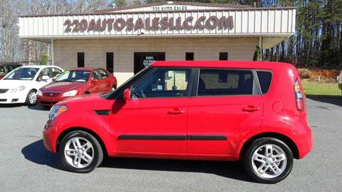 2011 Kia Soul for sale in Madison, NC