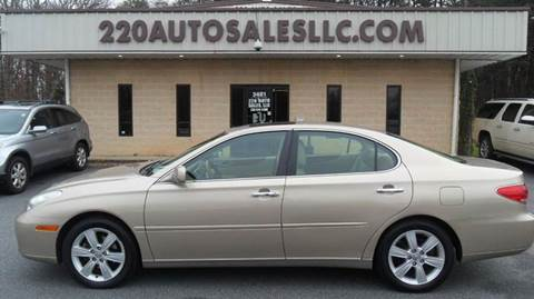 2006 Lexus ES 330 for sale in Madison, NC