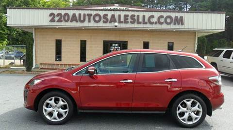 2010 Mazda CX-7 for sale in Madison, NC
