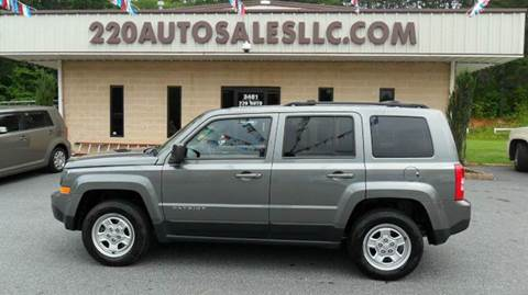 2013 Jeep Patriot for sale in Madison, NC