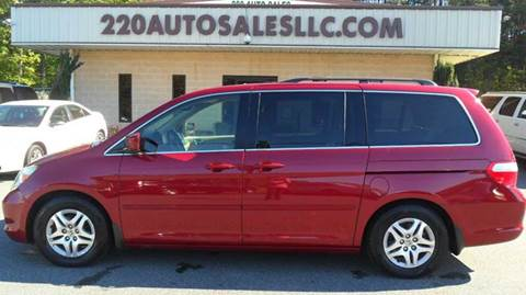 2005 Honda Odyssey for sale in Madison, NC