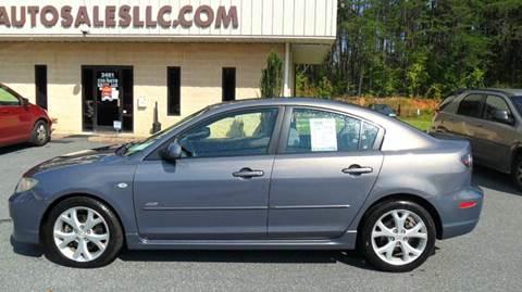 2007 Mazda MAZDA3 for sale in Madison, NC