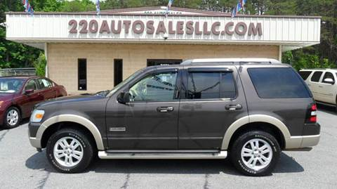 2006 Ford Explorer for sale in Madison, NC