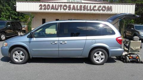 2005 Dodge Grand Caravan for sale in Madison, NC