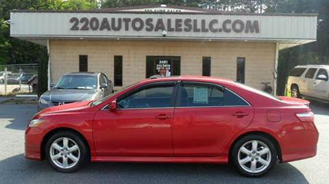2007 Toyota Camry for sale in Madison, NC