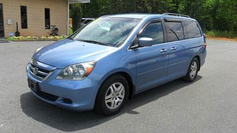 2007 Honda Odyssey for sale in Madison, NC