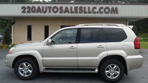 2006 Lexus GX 470 for sale in Madison, NC