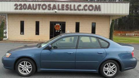 2005 Subaru Legacy for sale in Madison, NC