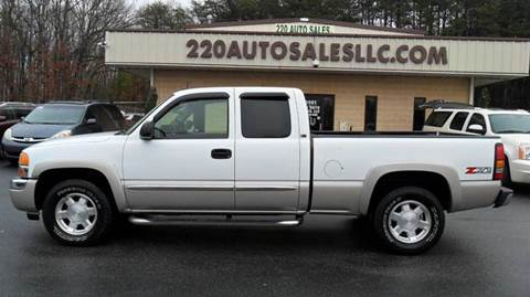 2005 GMC Sierra 1500 for sale in Madison, NC