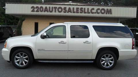 2011 GMC Yukon XL for sale in Madison, NC