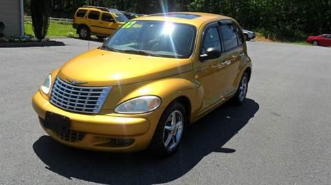 2002 Chrysler PT Cruiser for sale in Madison, NC