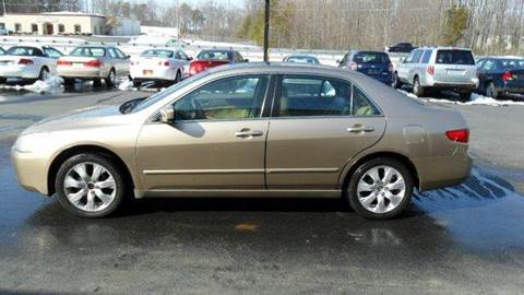 2005 Honda Accord for sale in Madison, NC