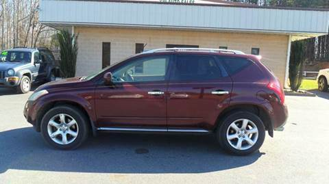 2006 Nissan Murano for sale in Madison, NC