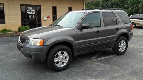 2005 Ford Escape for sale in Madison, NC