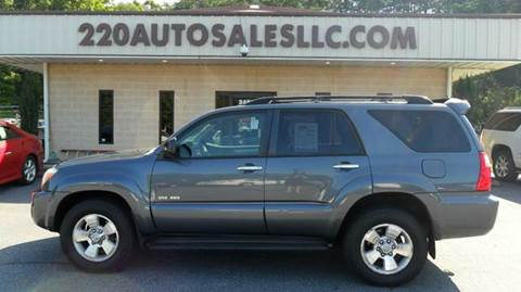 2006 Toyota 4Runner for sale in Madison, NC