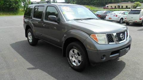 2007 Nissan Pathfinder for sale in Madison, NC