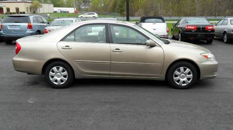 2002 Toyota Camry for sale in Madison, NC