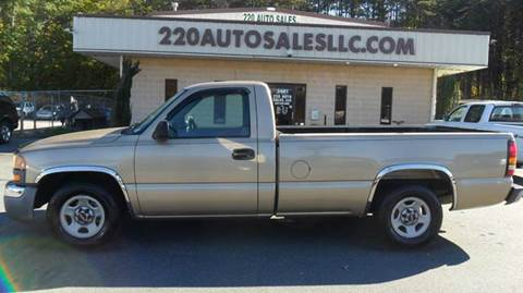 2004 GMC Sierra 1500 for sale in Madison, NC