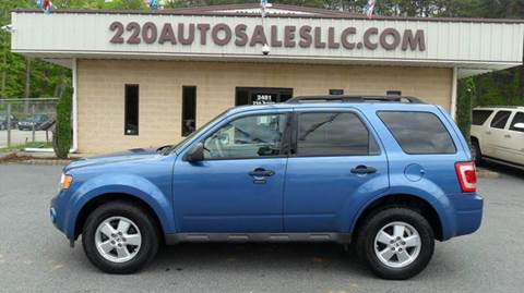 2009 Ford Escape for sale in Madison, NC