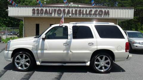 2004 Cadillac Escalade for sale in Madison, NC