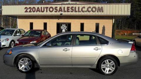 2006 Chevrolet Impala for sale in Madison, NC