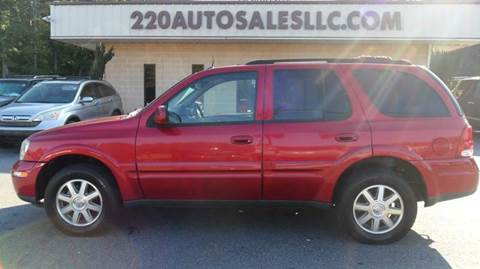 2004 Buick Rainier for sale in Madison, NC