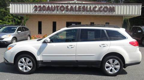 2011 Subaru Outback for sale in Madison, NC