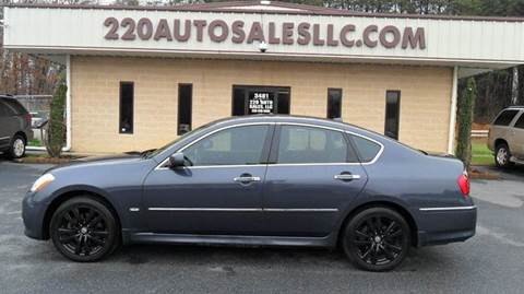 2008 Infiniti M35 for sale in Madison, NC