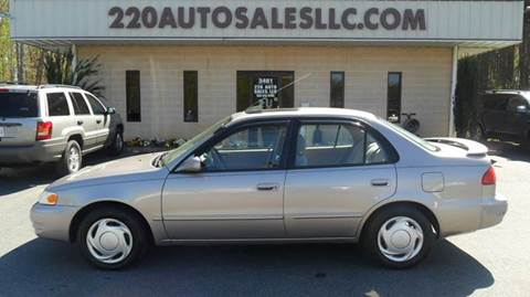 1998 Toyota Corolla for sale in Madison, NC