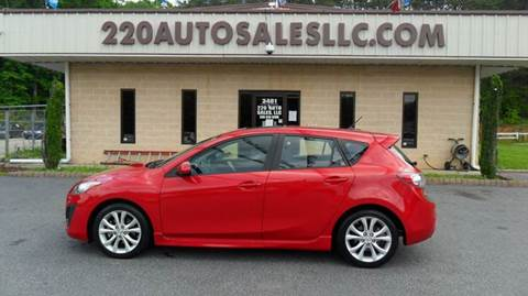 2010 Mazda MAZDA3 for sale in Madison, NC