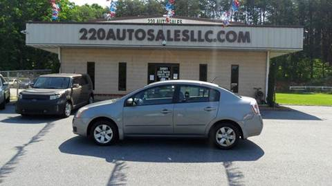 2007 Nissan Sentra for sale in Madison, NC