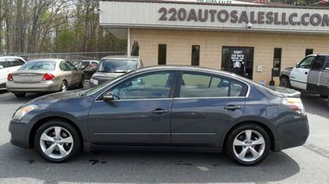 2009 Nissan Altima for sale in Madison, NC