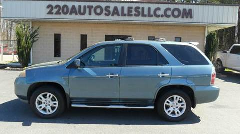 2005 Acura MDX for sale in Madison, NC