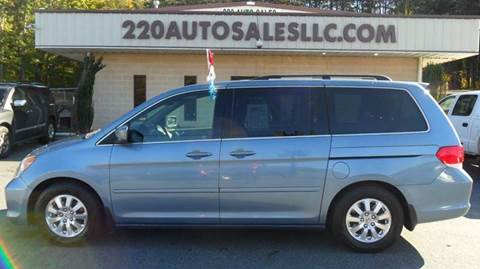 2009 Honda Odyssey for sale in Madison, NC