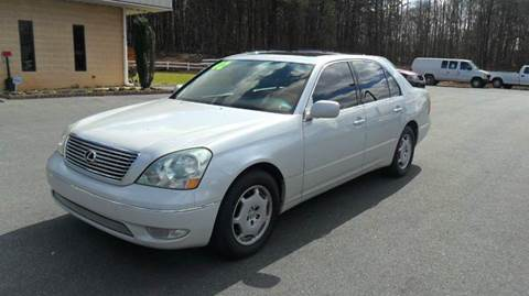2002 Lexus LS 430 for sale in Madison, NC