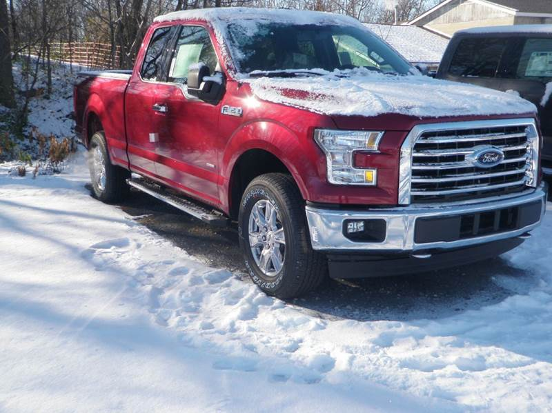 2017 Ford F-150 4x4 XLT 4dr SuperCab 6.5 ft. SB - Ladoga IN