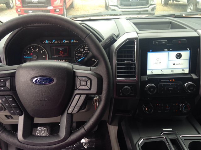 2016 Ford F-150 4x4 XLT 4dr SuperCrew 5.5 ft. SB - Ladoga IN