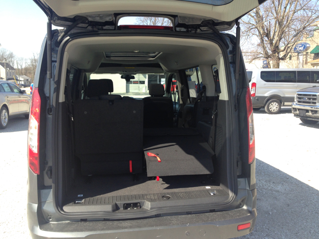2016 Ford Transit Connect Wagon XLT 4dr LWB Mini-Van w/Rear Liftgate - Ladoga IN