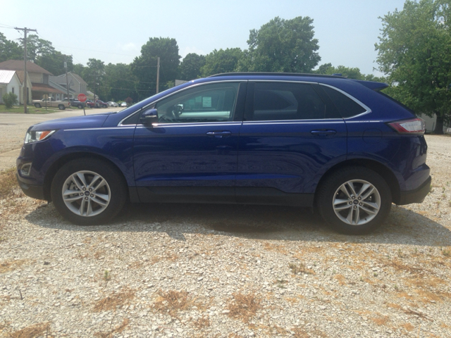 2015 Ford Edge AWD SEL 4dr SUV - Ladoga IN